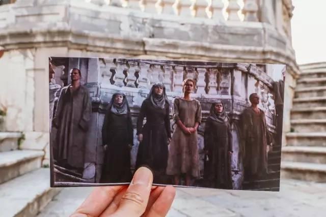 """大圣堂_杜布罗夫尼克 探访""""权力的游戏""""取景地,剧照对比还原君临城"""